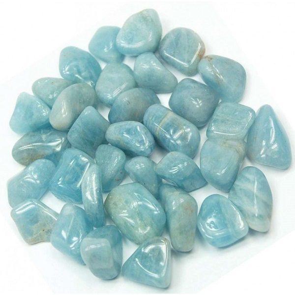 đá aquamarine tự nhiên